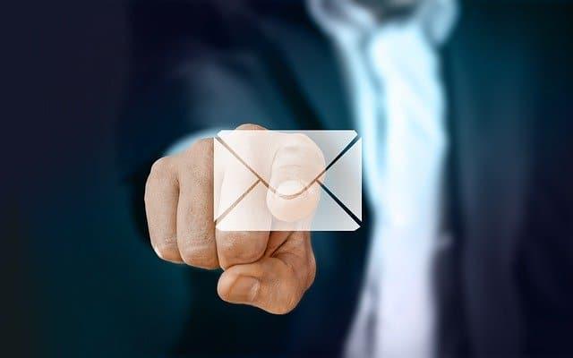 envoyer video par mail